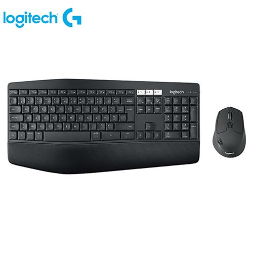 [logitech 羅技 ] 多工無線鍵盤滑鼠組 MK850