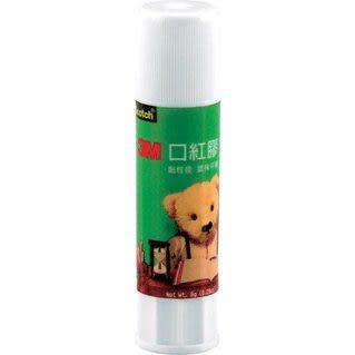 [奇奇文具]     3M 6508(N)熊熊口紅膠 8g