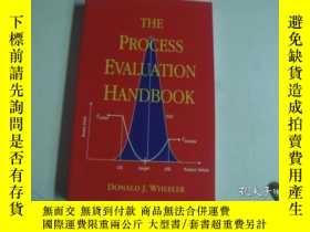 二手書博民逛書店The罕見Process Evaluation Handbook