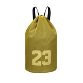 篮球袋 籃球包雙肩收納袋子束口健身抽繩背包訓練運動裝備足球網兜籃球袋 城市科技