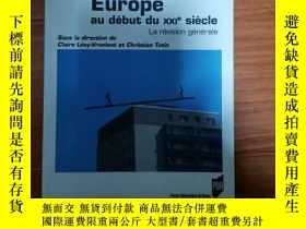 二手書博民逛書店le罕見logement social en Europe au debut du xxi siecleY39