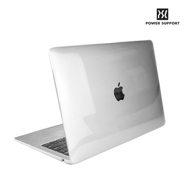 【唐吉】POWER SUPPORT (2018年版)MacBook Air 13吋Air Jacket 透明保護殼