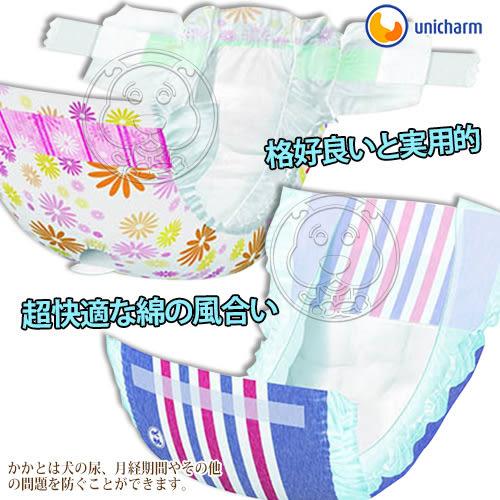 日本嬌聯Unicharm《消臭大師》男用女用狗狗禮貌帶 (每月一物-限期下殺!)