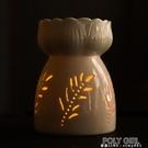 香薰燈精油燈浪漫臥室蠟燭家用陶瓷熏香爐精油香粉沉香檀香香薰爐 夏季新品