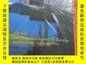 二手書博民逛書店◇英文原版書罕見Encyclopedia of Lakes and Reservoirs 世界湖泊水庫百科全書 未
