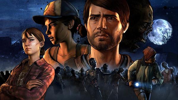 PS4 陰屍路 新邊境 新疆域 完整版 -中文版- 行屍走肉 第3季 The Walking Dead A New Frontier TWD