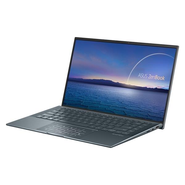 【限時促】ASUS UX435EGL-0042G1165G7 綠松灰(14吋/i7-1165G7/16G/1TB SSD/MX450)