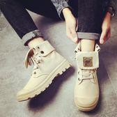 館長推薦☛2018夏季新款韓版高幫馬丁靴子潮流工裝短靴