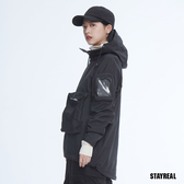 [STRL] 立體口袋防風外套