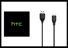 HTC M410 原廠傳輸充電線(台灣公...