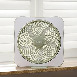 歌林10吋DC充電式風扇KF-LNDC1001