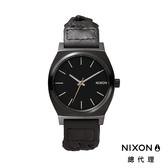 NIXON TIME TELLER 極簡小錶款 經典黑色 潮人裝備 潮人態度 禮物首選