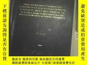 二手書博民逛書店LIAO罕見PH.D.DISSERTATION 1997Y203