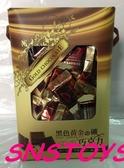 sns 古早味 巧克力 黑色金礦巧克力 金礦巧克力 金磚巧克力 650公克 另有 四季巧克力