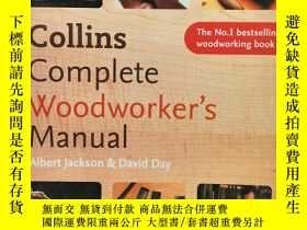 二手書博民逛書店Collins罕見Complete Woodworker s M