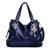 女包軟皮大容量手提包歐美時尚百搭單肩斜挎包潮上新女包 【創時代3c館】