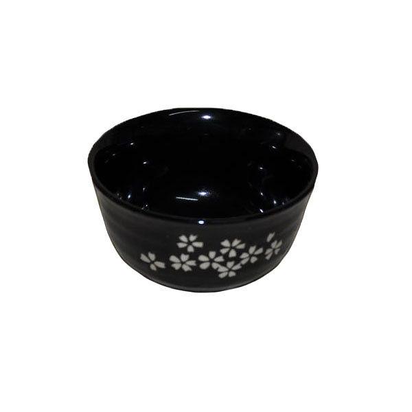 /白櫻花/4.3寸反口羅紋碗