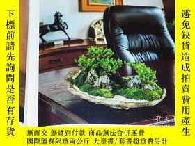 二手書博民逛書店THE罕見BEAUTIFUL SCENERY BONSAI BOOK from JAPAN JAPANESE[10