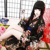 地獄少女閻魔愛cos振袖和服 華麗原版百搭萬用 動漫cosplay服裝OB1805『易購3c館』