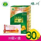 《綠川》黃金蜆精錠30錠(30錠/盒X1)