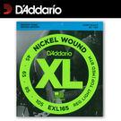 【非凡樂器】D'Addario 電貝斯弦EXL165 獨立包裝/鎳弦/四弦貝斯使用【45-105】