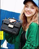 黑眼袋袋包包女2新款時尚手提小包