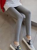棉灰色打底褲女外穿薄款顯瘦韓版2019新款秋季九分小腳秋褲女內穿