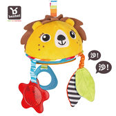 【Benbat】吊掛玩具 (獅子+鏡子)