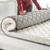 榻榻米床墊1.5米學生單雙人宿舍加厚保暖床褥1.8m床海綿墊被墊子2完美