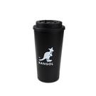 KANGOL 咖啡杯 黑色 6925360320 noA31