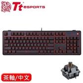 Thermaltake 曜越 拓荒者Pro 背光機械鍵盤Cherry 茶軸 中文