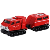 【 TOMICA火柴盒小汽車 】NO.121 全地形對應車輛 / JOYBUS玩具百貨