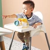兒童餐椅 兒童餐椅餐桌椅家用多功能小兒童吃飯高腳座椅bb凳子椅子家用TW【快速出貨八折特惠】