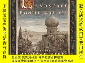 二手書博民逛書店【罕見】Landscape Painted With Tea(《