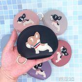 零錢包 ins小錢包女鈴鐺小狗錢包迷你學生韓版小清新硬幣包買菜包零錢包 新品