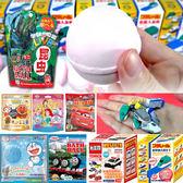 日本BANDAI TARGA NOL兒童碳酸泡澡球卡通沐浴球入浴劑 公仔 洗澡玩具