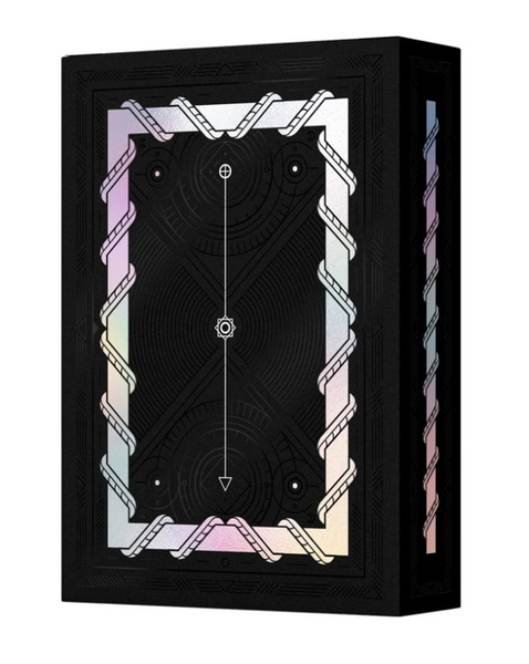 【USPCC撲克】Black Monolith S103049750