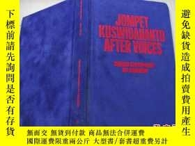 二手書博民逛書店JOMPET罕見KUSWIDANANTO AFTER VOICE