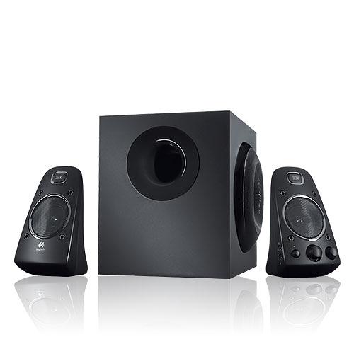 【鼠王送錢 限時85折至0209】 Logitech 羅技 Z623 2.1立體聲道 三件式 音響 喇叭