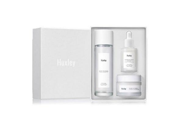 ●魅力十足● Huxley仙人掌籽油深層保濕 三件組