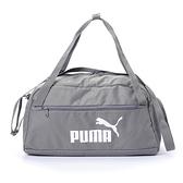 PUMA 運動袋 輕量 肩背包 手提包 灰色 07803345 【KAORACER】