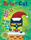 【麥克書店】PETE THE CAT SAVES CHRISTMAS /平裝繪本