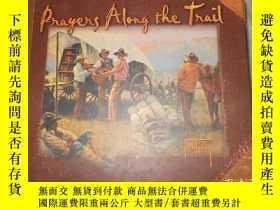 二手書博民逛書店Prayers罕見Along the Trail(英文原版彩圖少