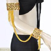 華麗連鬚雙環手鏈一個肚皮舞服飾配件飾品.表演服飾.演出服飾.舞蹈服飾.哪裡買專賣店特賣會便宜
