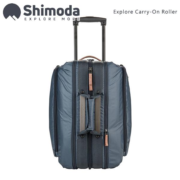 EGE 一番購】Shimoda【Explore Carry-On Roller】探險拉桿箱(不含內袋系統另購)【公司貨】