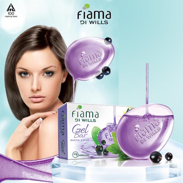 印度 Fiama Di Wills 熊果黑加侖肌膚調理精油皂 125g  【小紅帽美妝】