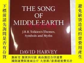 二手書博民逛書店罕見中土之歌 英版精裝 The Song of Middle-e