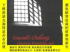 二手書博民逛書店Foucault s罕見Challenge: Discourse