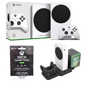 【現貨】Xbox Series S 主機 次世代主機 臺灣原廠公司貨+金會員3個月 +主機支架組