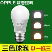 燈泡led燈泡球泡節能燈e14e27螺口單燈亮光源小電燈泡家用【快速出貨】